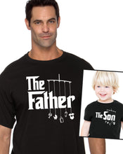 the father & the son shirt and bodysuit (romper) or toddler tee  |  fathers day or birthday gift (note size @ chkout) - Mix-N-Match!