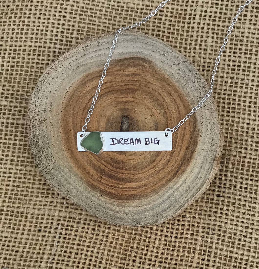 Customizable Tag Necklace