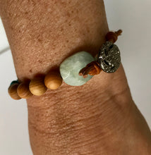 Load image into Gallery viewer, Aquamarine Turquoise Multi Bracelet