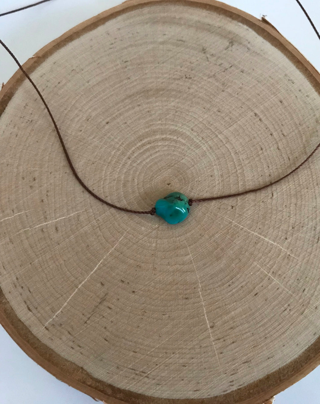 Mexican Turquoise Choker