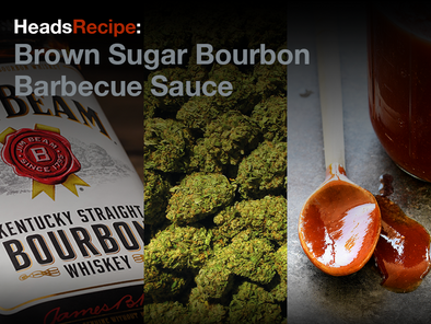HeadsRecipe: Brown Sugar Bourbon Barbecue Sauce