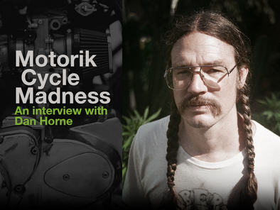 Motorik Cycle Madness
