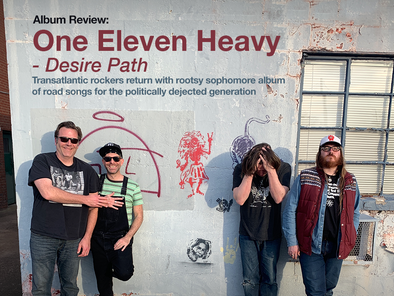 Album Review: One Eleven Heavy - Desire Path