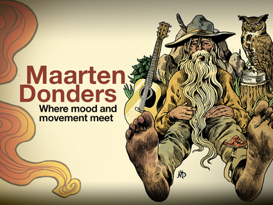Maarten Donders - Where mood and movement meet