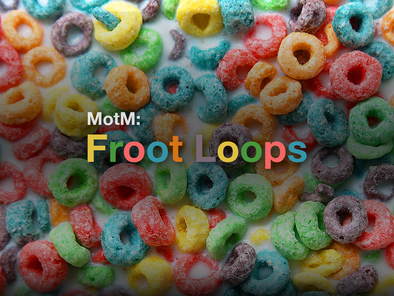 Munchie of the Month: Froot Loops