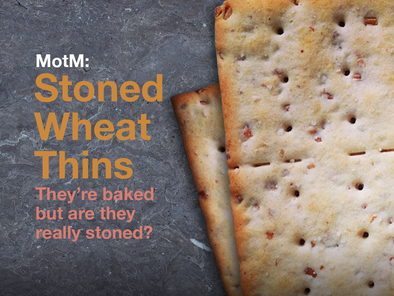 Munchie of the Month: Stoned Wheat Thins