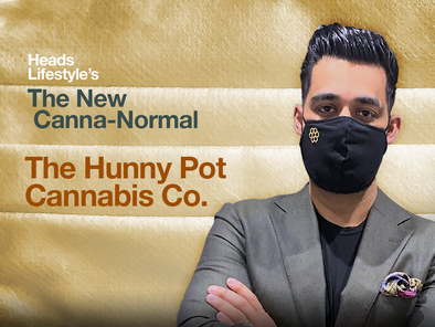 The New Canna-Normal: The Hunny Pot Cannabis Co.