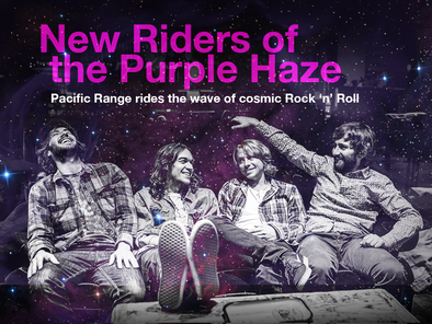 New Riders of the Purple Haze