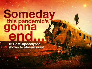 Someday this pandemic's gonna end...