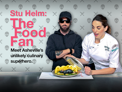 Stu Helm: The Food Fan