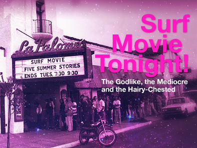 Surf Movie Tonight!