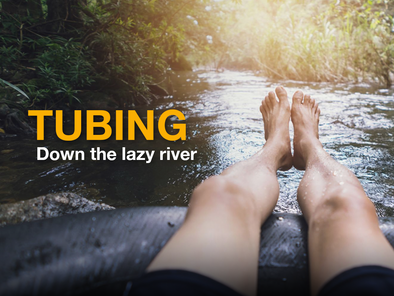 Tubing - Down the Lazy River