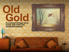 Heads Lifestyle: Old Gold