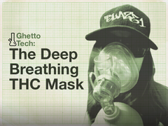 Ghetto Tech: The Deep Breathing THC Mask