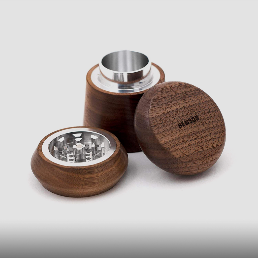 Heads Lifestyle 2020 Gift Guide: The Hemson Grinder