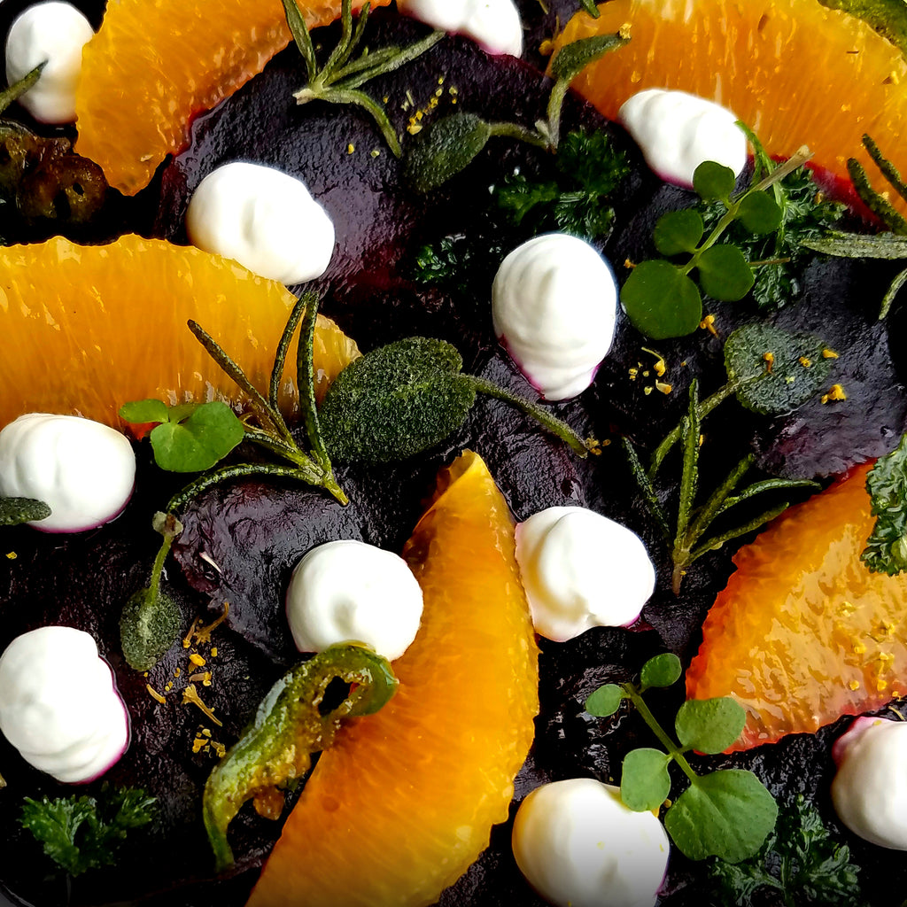 Heads Lifestyle: Roasted Beets