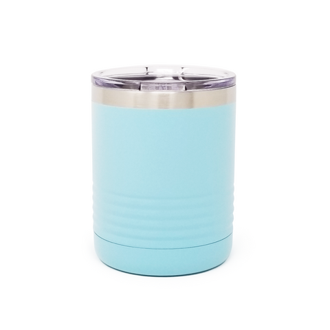 10 oz. Grip Tumbler - Mint
