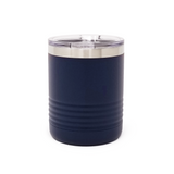 10 oz. Grip Tumbler - Navy Blue