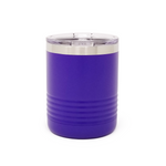 10 oz. Grip Tumbler - Purple