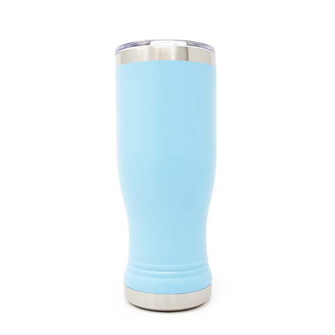 14 oz. Pilsner Tumbler - Light Blue