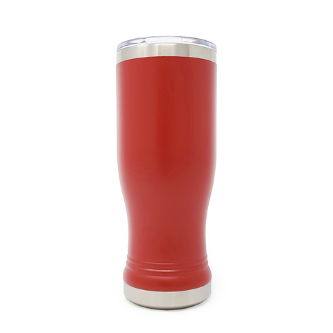 14 oz. Pilsner Tumbler - Red