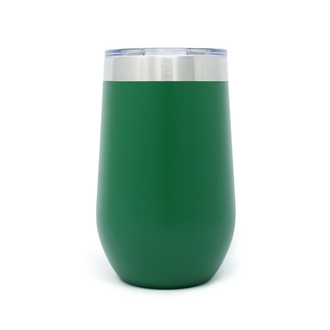 16 oz. Wine Tumbler - Green