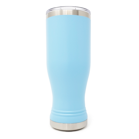 20 oz. Pilsner Tumbler - Light Blue
