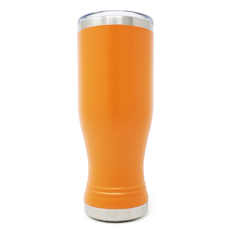 20 oz. Pilsner Tumbler - Orange
