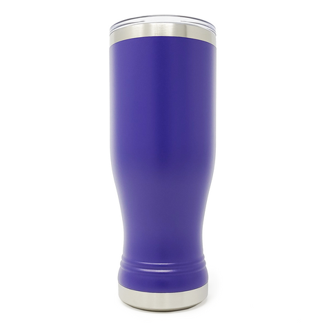 20 oz. Pilsner Tumbler - Purple