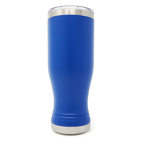 20 oz. Pilsner Tumbler - Royal Blue
