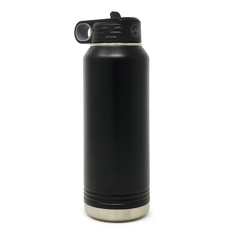 32 oz. Insulated Bottle - Black