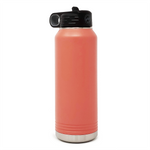 32 oz. Insulated Bottle - Coral