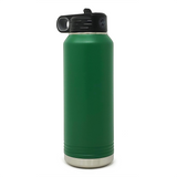 32 oz. Insulated Bottle - Green
