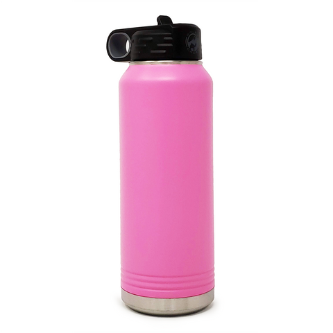 32 oz. Insulated Bottle - Pink