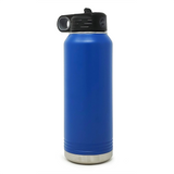 32 oz. Insulated Bottle - Royal Blue