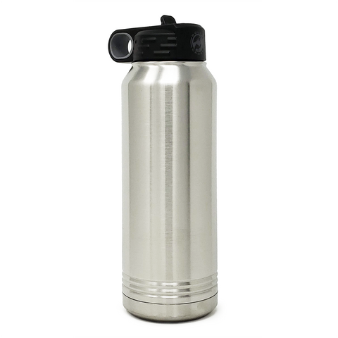 32 oz. Insulated Bottle - Stainless Steel