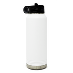 32 oz. Insulated Bottle - White