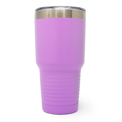 30 oz. Grip Tumbler - Light Purple