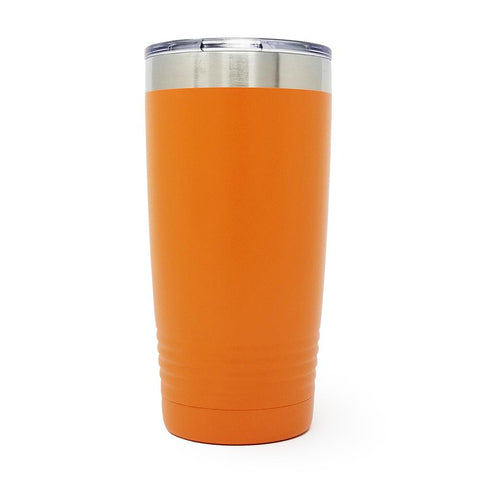 20 oz. Grip Tumbler - Orange