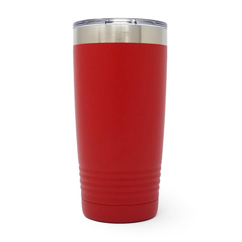 20 oz. Grip Tumbler - Red