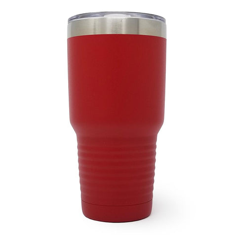 30 oz. Grip Tumbler - Red