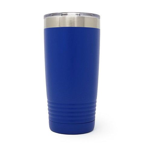 20 oz. Grip Tumbler - Royal Blue