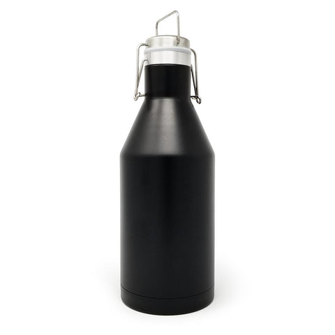 64 oz. Beer Growler - Black