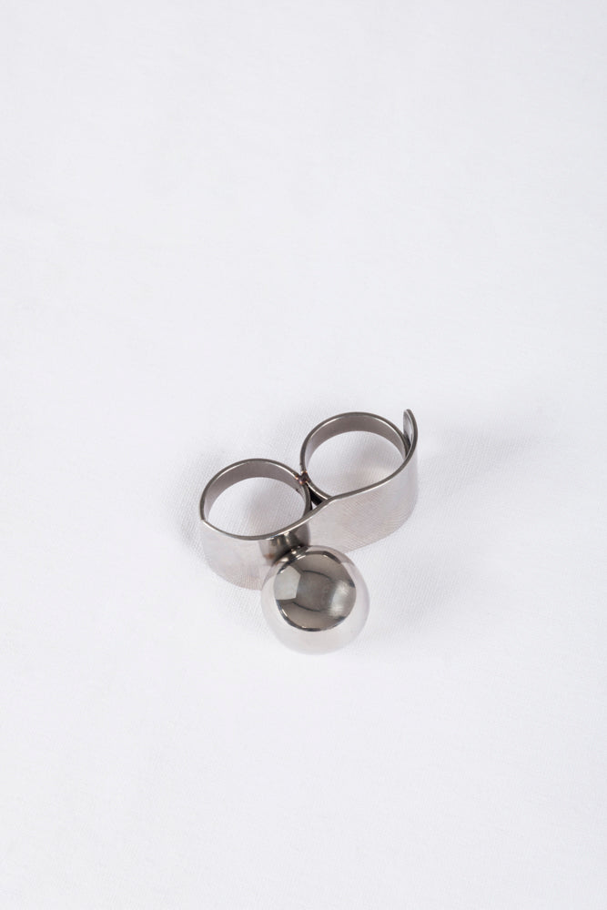 Sphere ring - Natural Born Humans Store