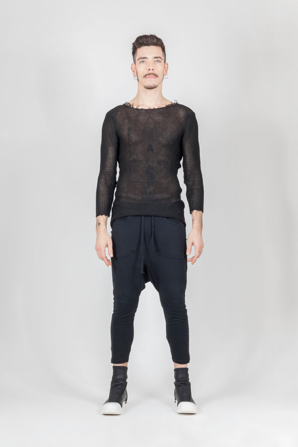 Arch Black knit - Natural Born Humans Store