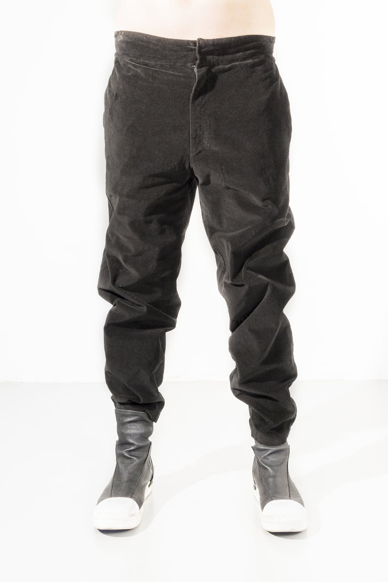 Over Velvet Pant - Natural Born Humans Store