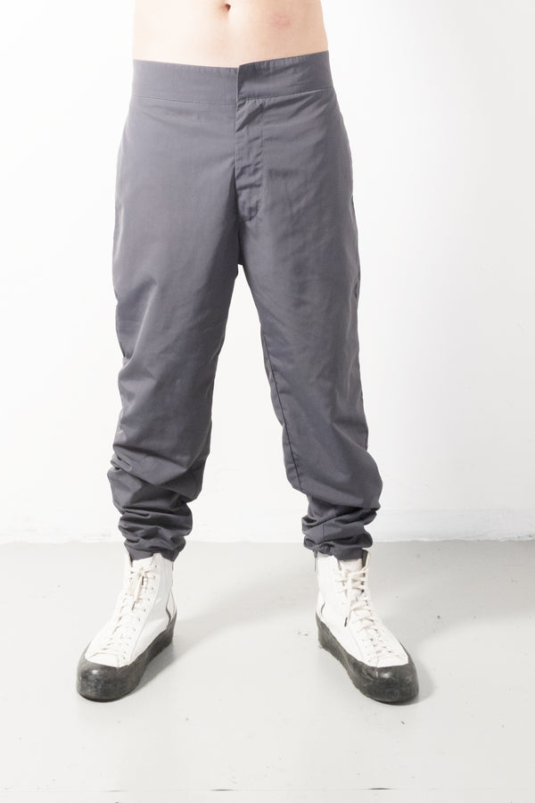 Waterproof grey pant
