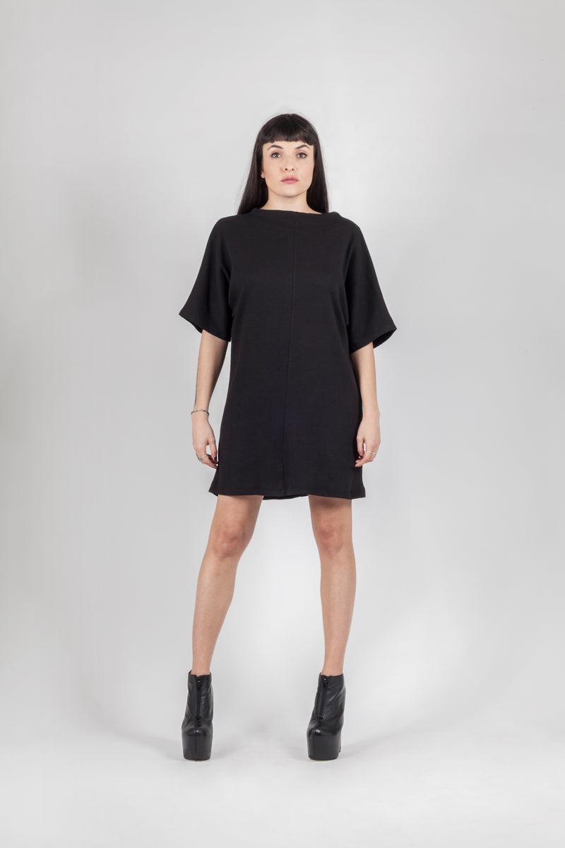 Kimono Rib dress - Natural Born Humans Store