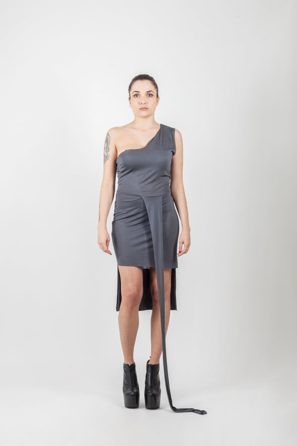 Strip dress - Natural Born Humans Store