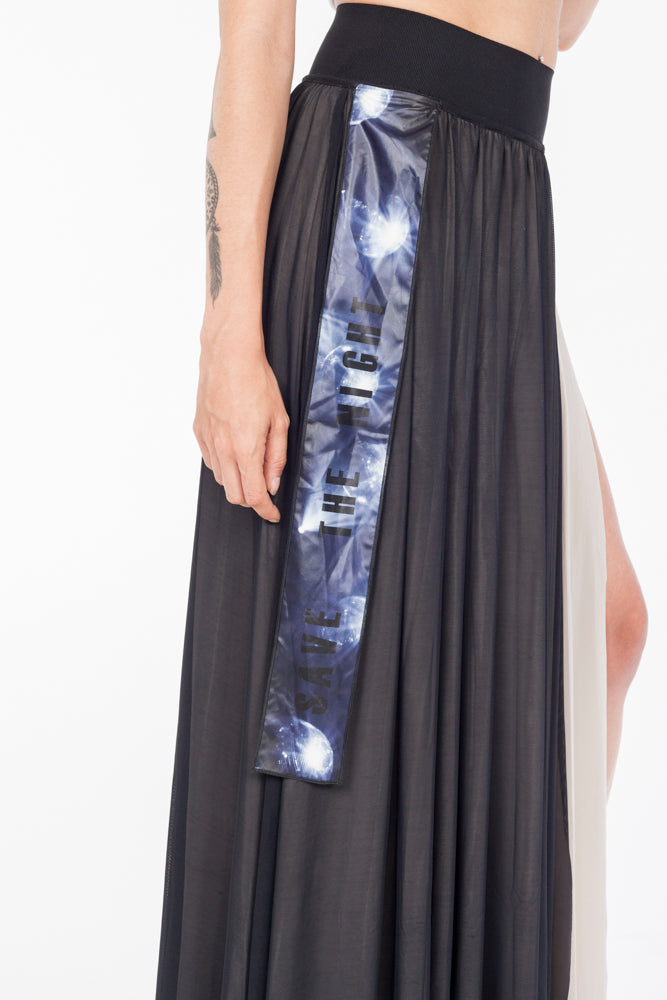 Save the night skirt - Natural Born Humans Store